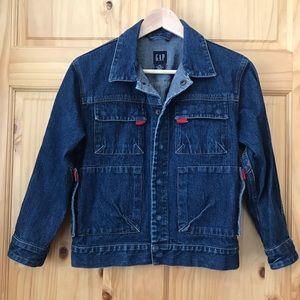 Gap boys jean jacket Sz M (7/8) Like New!!